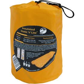 Klymit Insulated Static V Lite Sovepude, orange